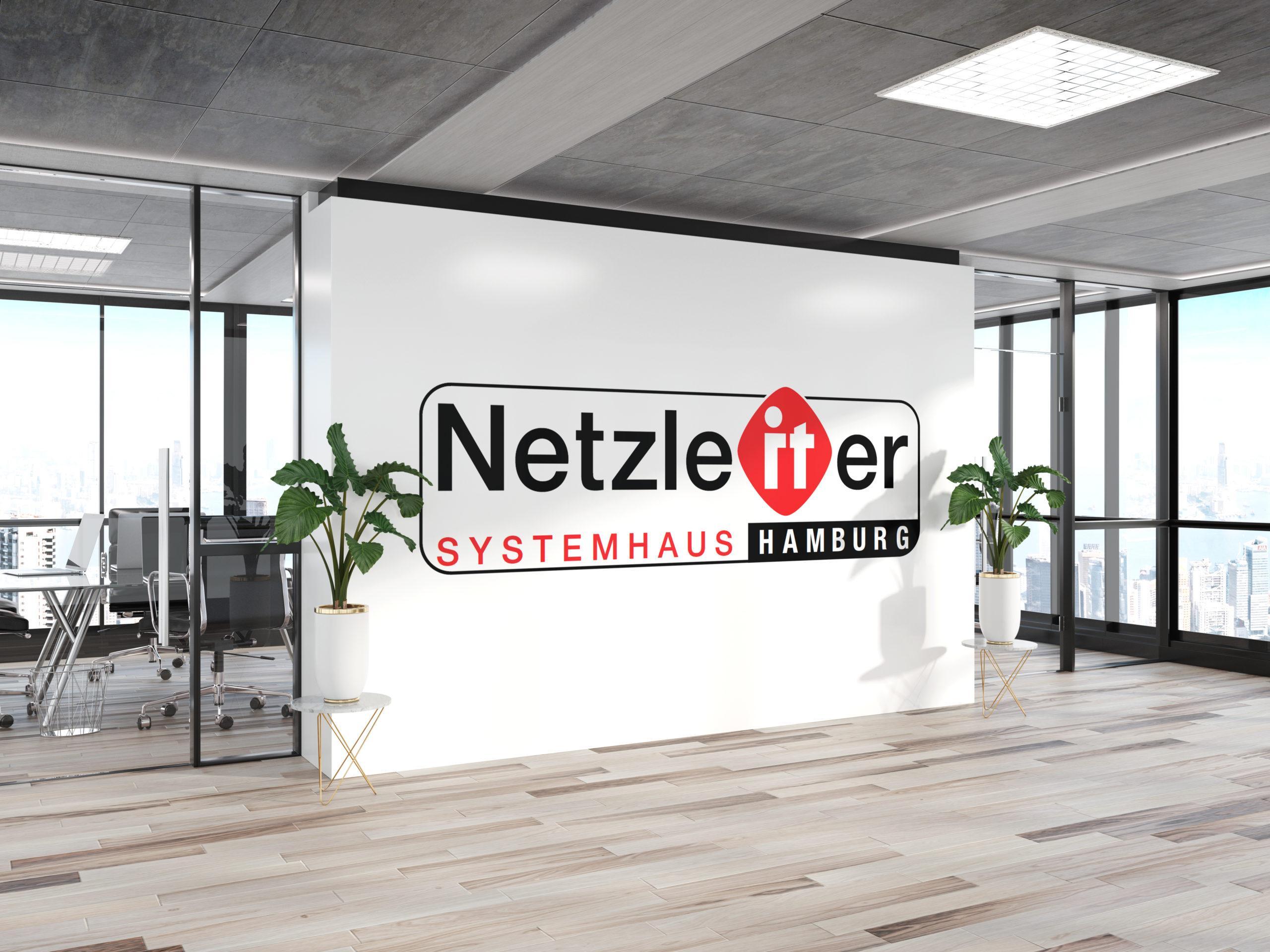 IT Service Netzleiter NL IT systemhaus Hamburg wall Wand