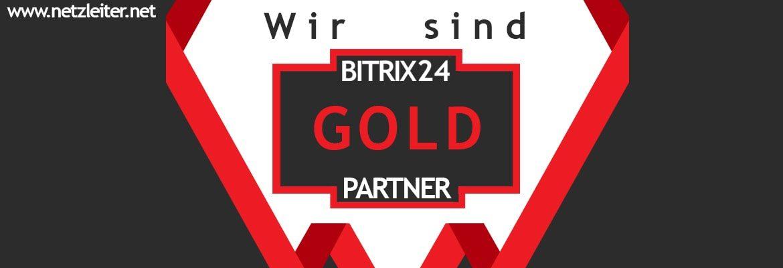 BITRIX Gold Partner Netzleiter