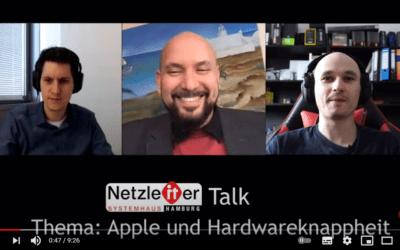 Hardwareknappheit – Netzleiter Talk aus Hamburg