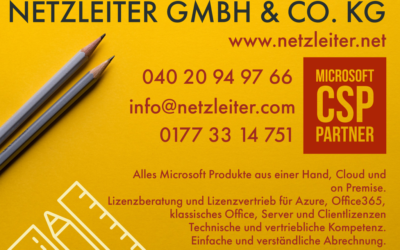 Microsoft CSP Partner Netzleiter