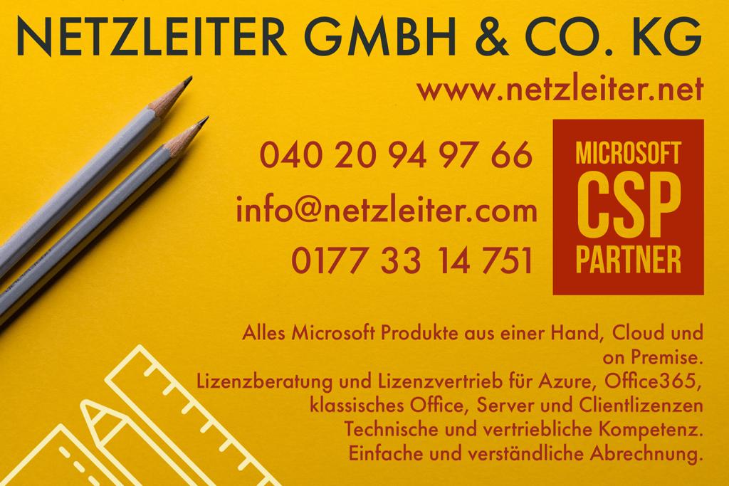 Netzleiter CPS Partner Microsoft