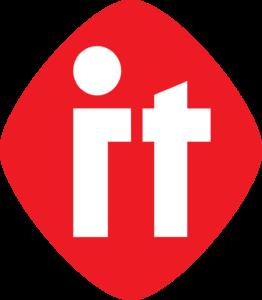 Netzleiter Logo - IT Männchen