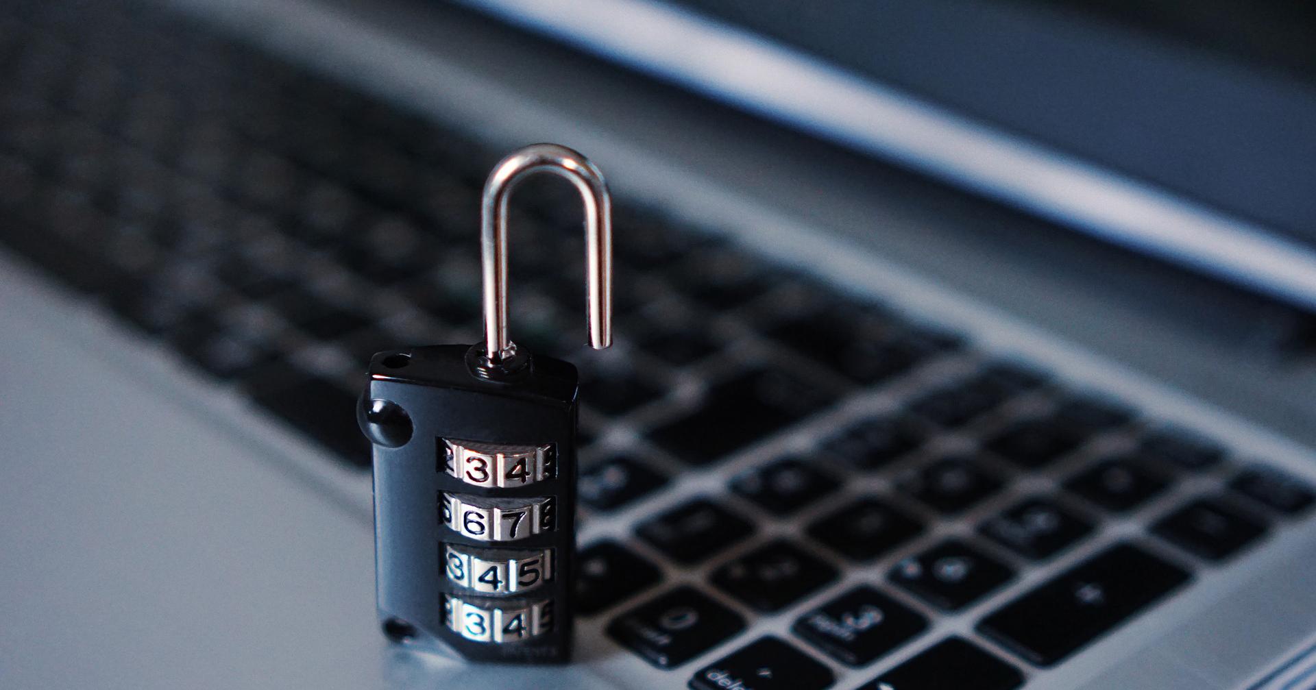 Computer Schloss Passwort Security Sicherheit