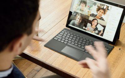Konferenzlösungen von Netzleiter mit Microsoft 365, Microsoft Teams und Surface Hardware